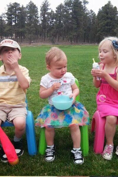 little birthday parties