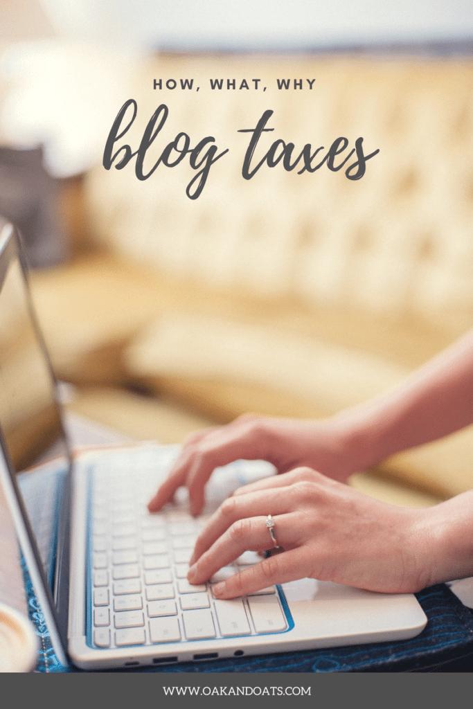 Blog Taxes