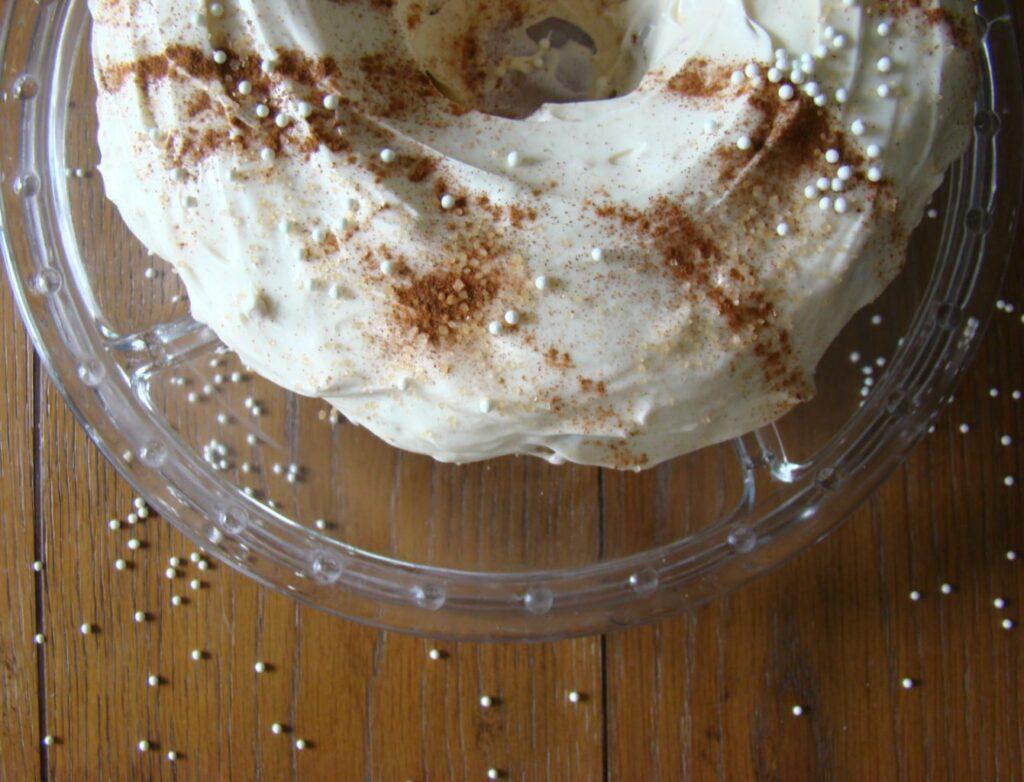 bundt spice cake
