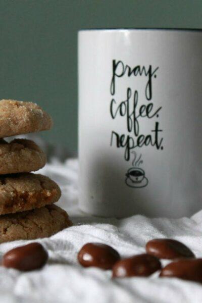 Milk Dud Peanut Butter Cookies