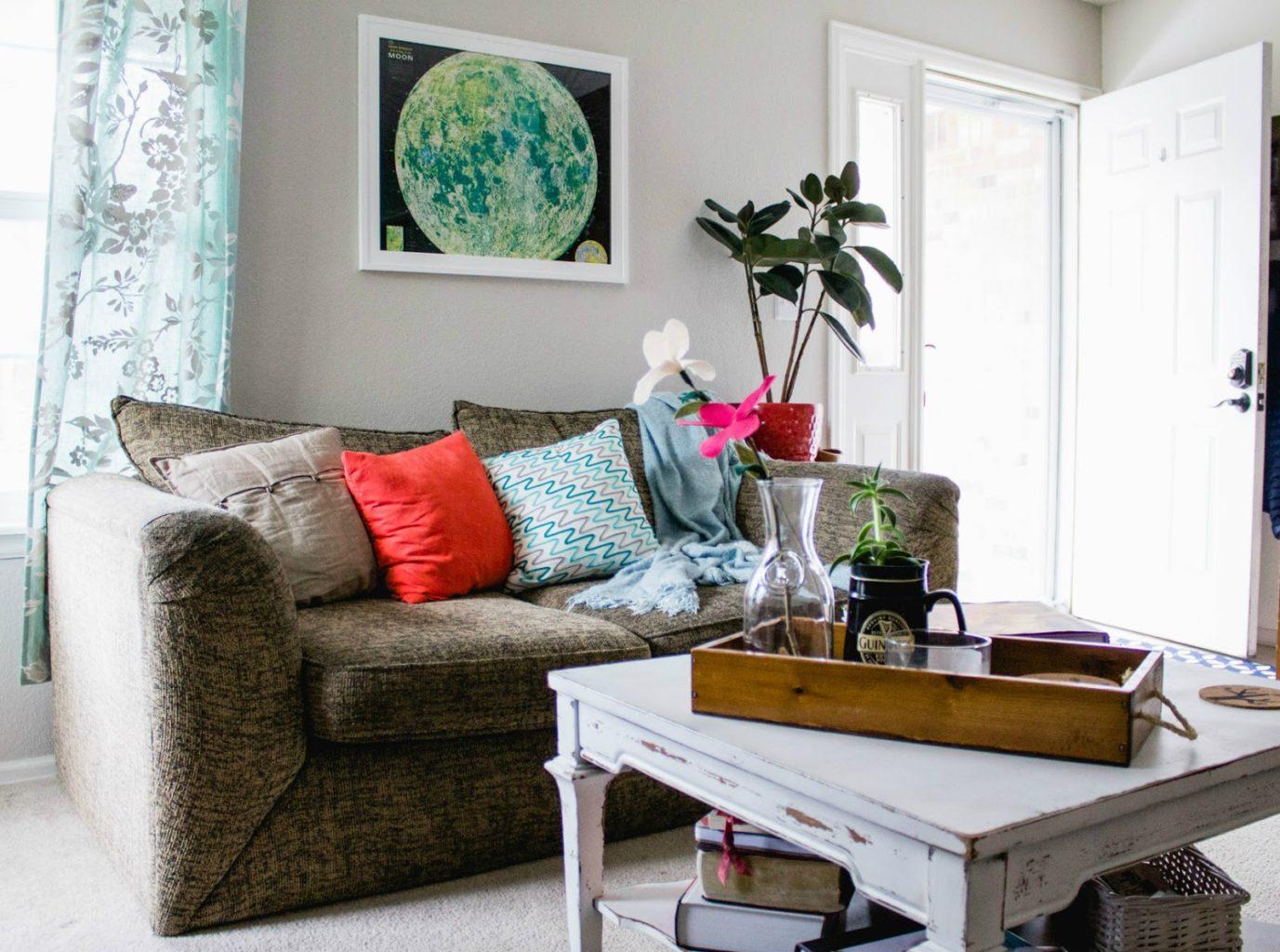Living Room Oak Oats