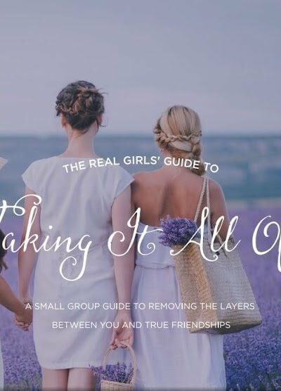 Small Group Guide || True Friendships