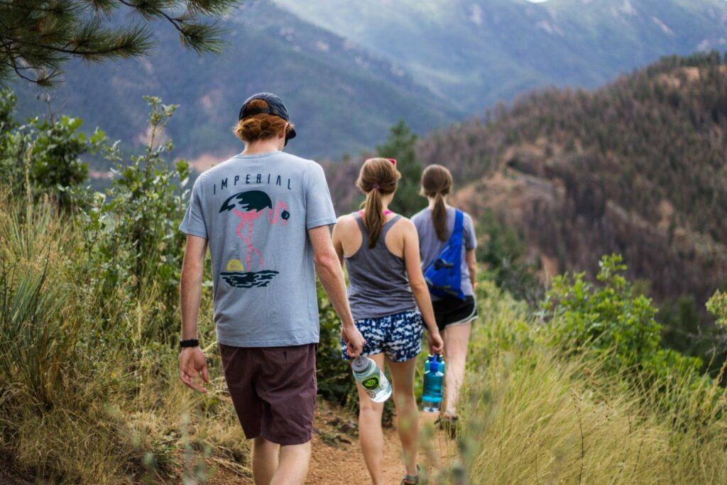 chaco hiking