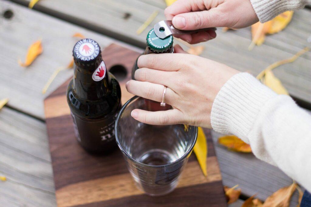 Snakebite Beer Cocktail -3