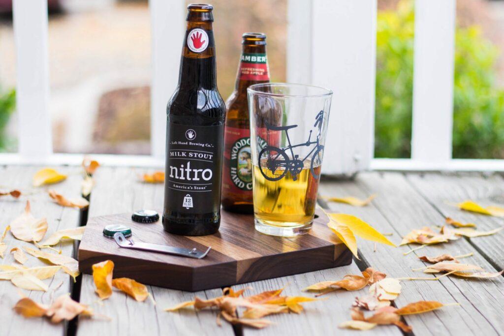 Snakebite Beer Cocktail -7