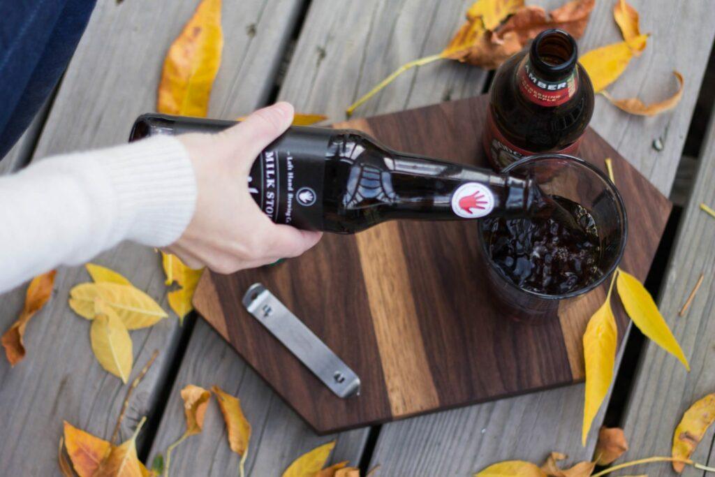 Snakebite Beer Cocktail -9