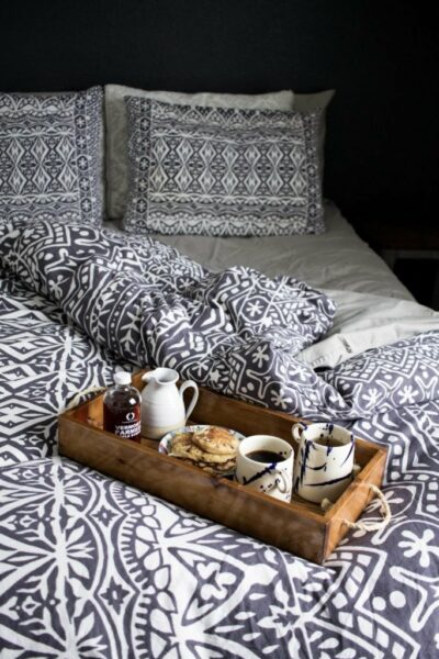 Breakfast in Bed this Valentine's Day