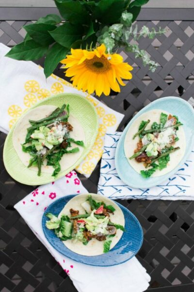 Cooking at Home with Blue Apron