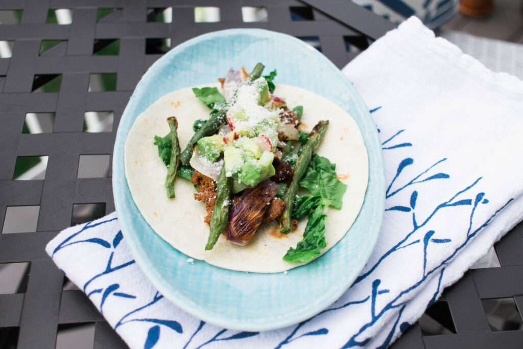 Create delicious meals at home with the help of Blue Apron!!