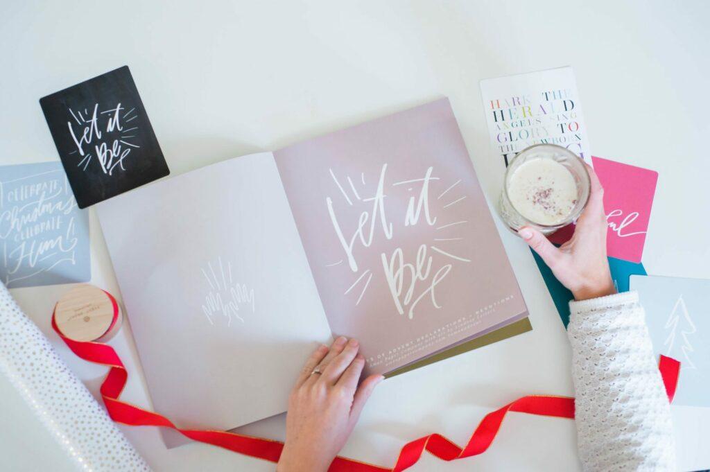 2016 advent calendar and journal - Amen Paper Company