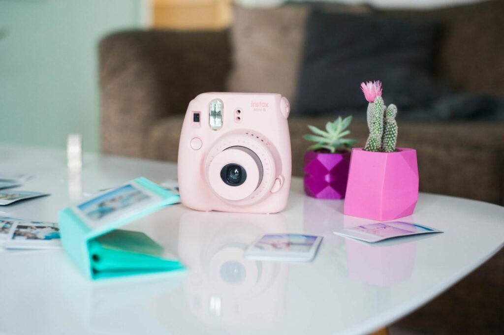 DIY Mini Instax Albums