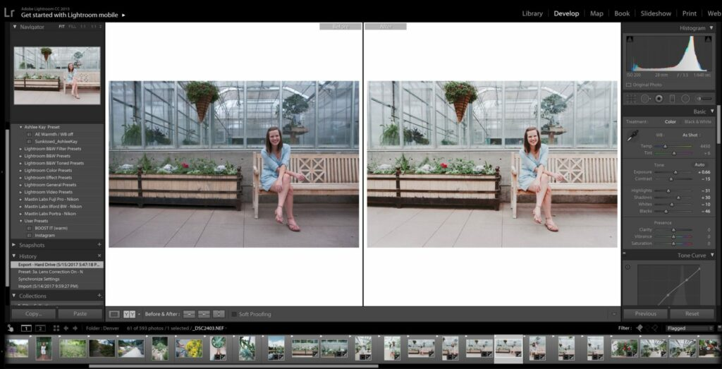 How I Edit my photos for my Blog & Instagram