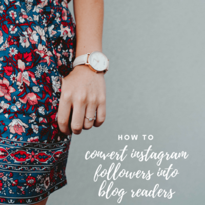 how to create a blog on instagram