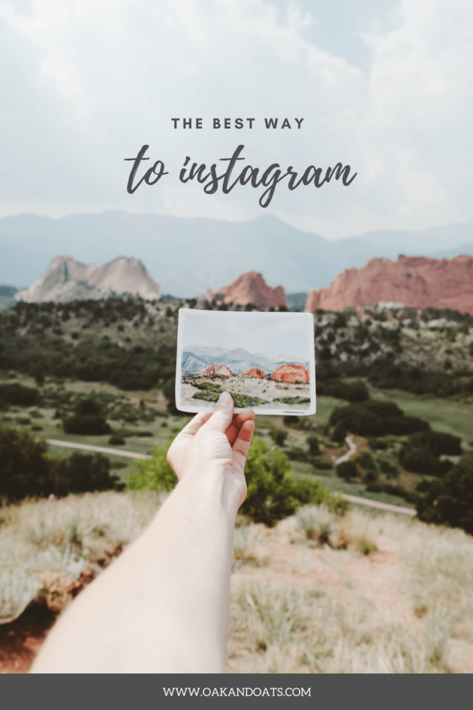 How I schedule, plan, and organize my Instagram