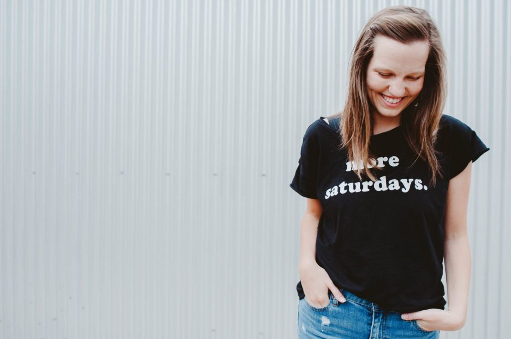 Oak + Oats Lifestyle Blogger Elizabeth Mayberry More Saturdays and more Rudy's BBQ