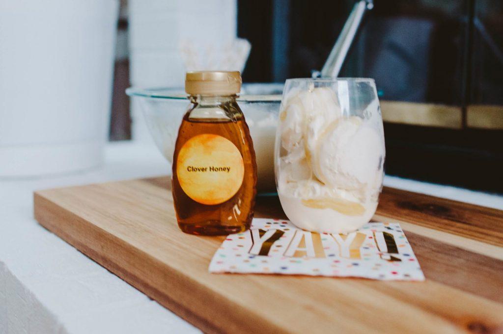 Homemade Honey Ice Cream Recipe