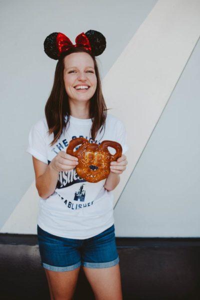 Disneyland Day #1