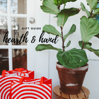 Hearth & Hand Gift Guide
