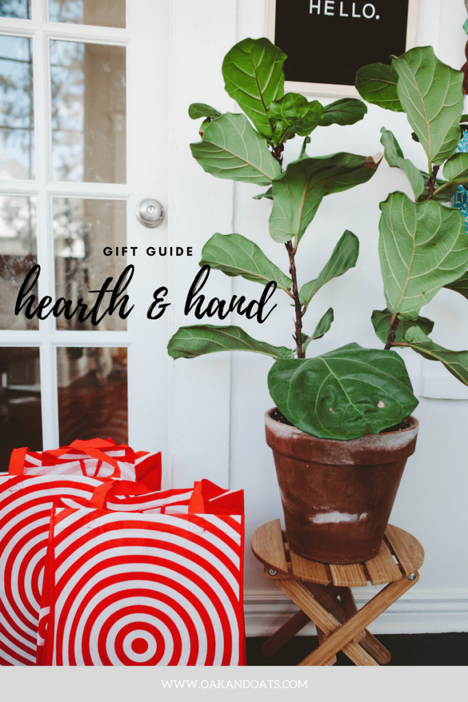 Hearth & Hand Gift Guide Target Magnolia Gift Guide