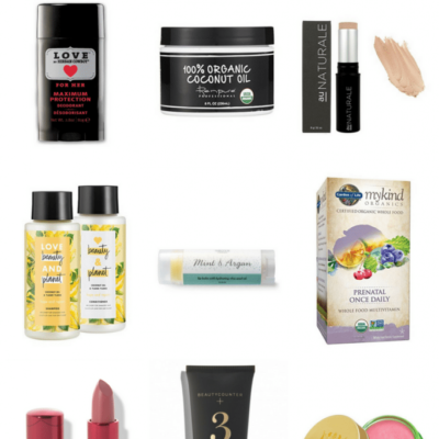 Natural Beauty Products I am Loving So Far