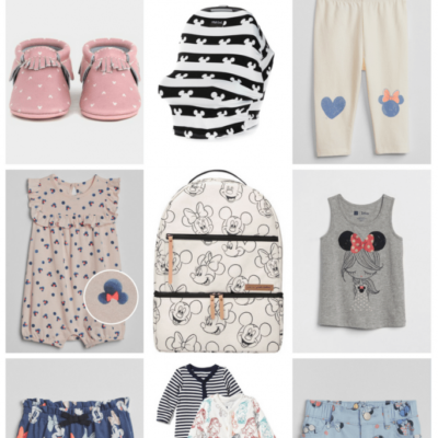 Disney Style for our littlest Fan Girl
