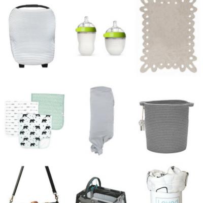 Baby Registry Items Vol. 2