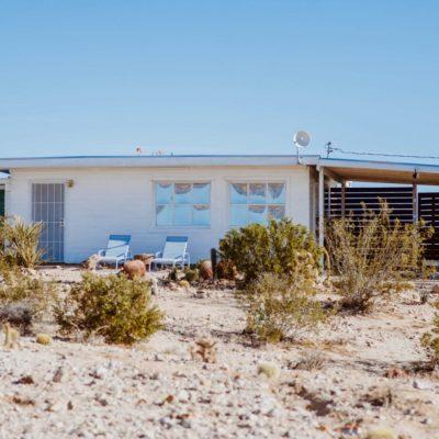 Cactus Mountain – Our Joshua Tree Airbnb