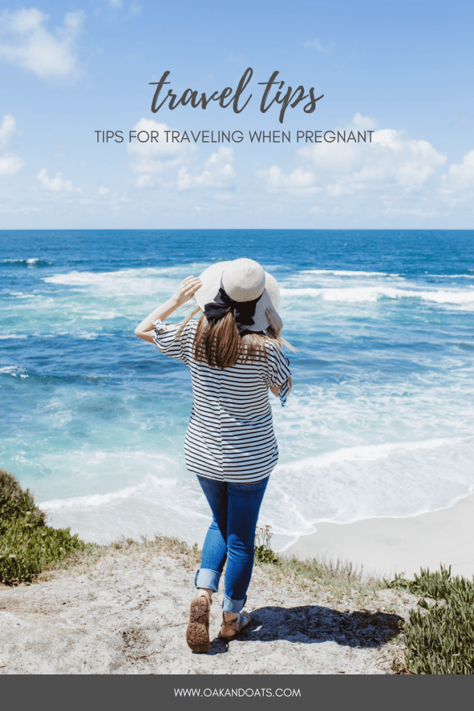 traveling when pregnant