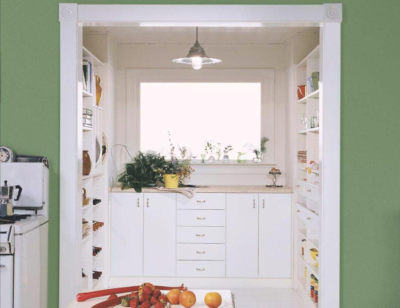 Small Pantry Organization Inspiration With California Closets