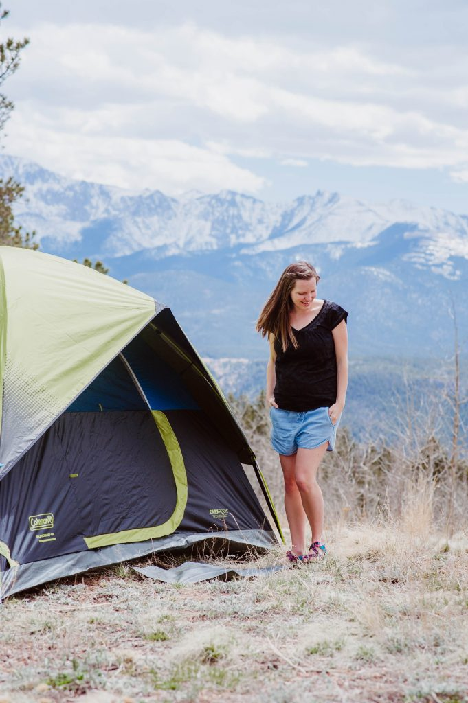 How to Make Camping Easier & Way More Doable this Summer