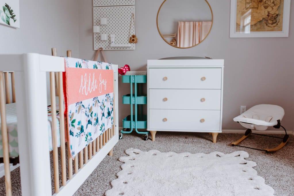 Baby room - Oak + Oats