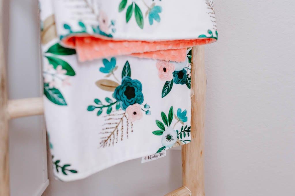 Libby Ann Custom Quilts on Etsy - Oak + Oats