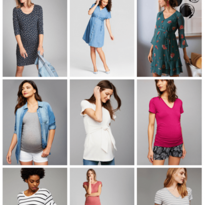 Spring Maternity Style You Need in Your Pregnancy Wardrobe