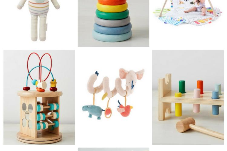 9 Cute & Modern Baby Toys