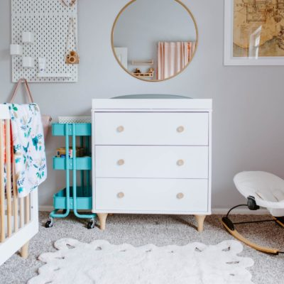 Changing Table & Dresser for Her Room