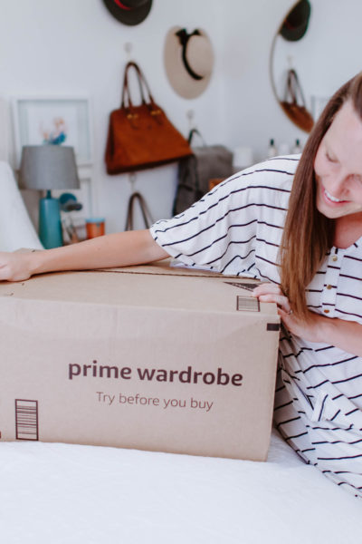 I Tried Amazon Prime Wardrobe For You