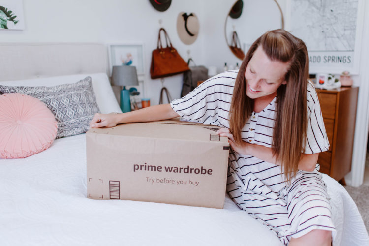 I Tried Amazon Prime Wardrobe For You