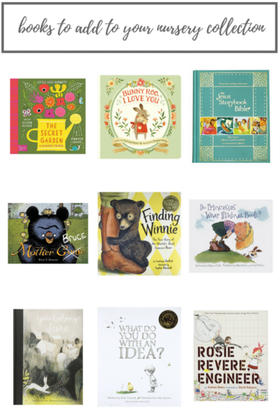 9 Books to Add to your Little Girl's Collection