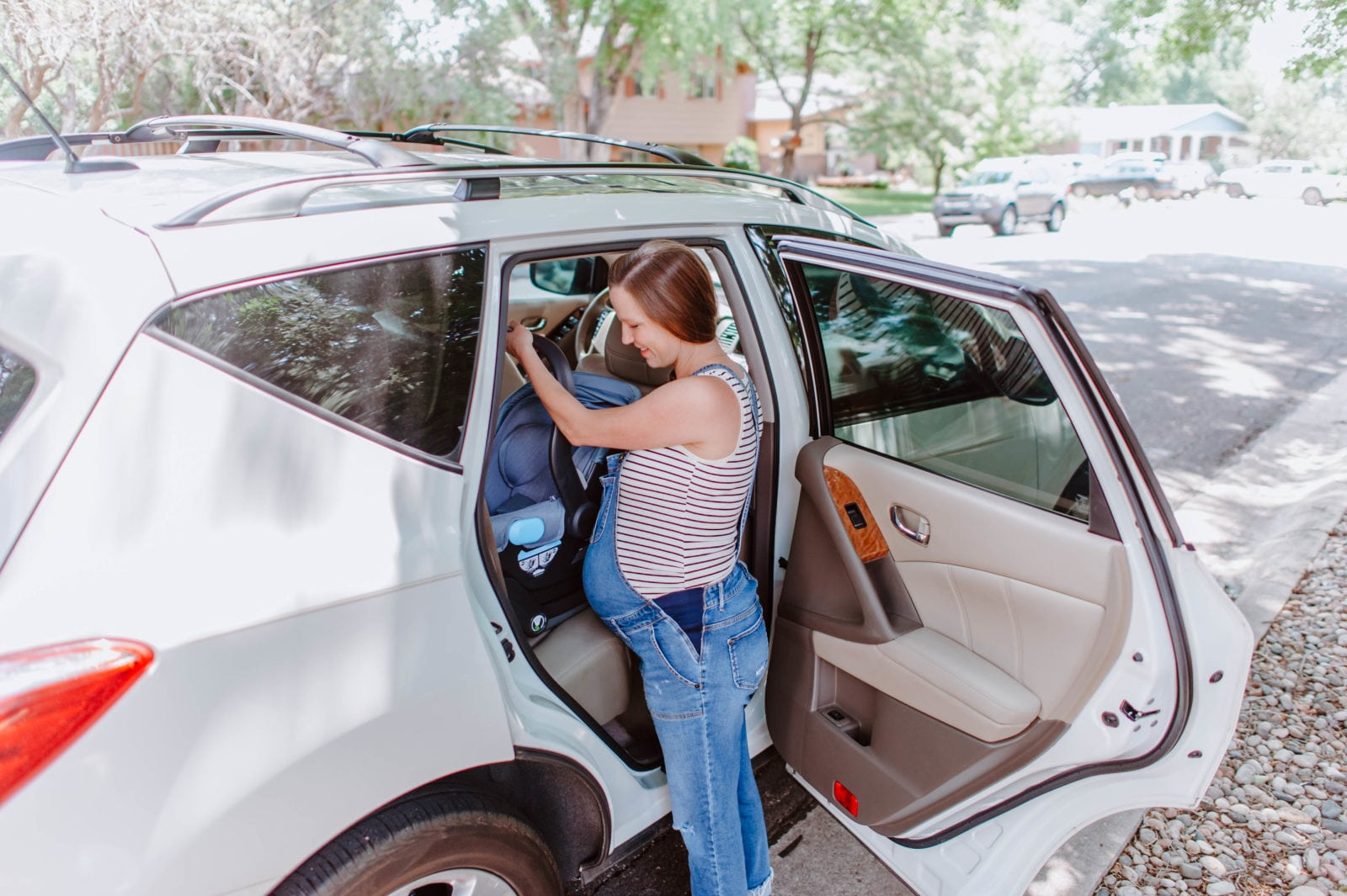 buybuy BABY | Uppababy Mesa Car Seat - Oak + Oats