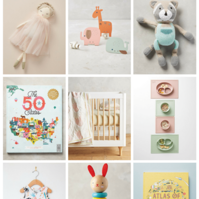 Anthro Favorites for my Little Girl