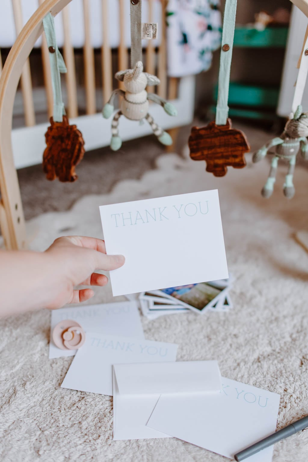 Thank you notes | oak and oats