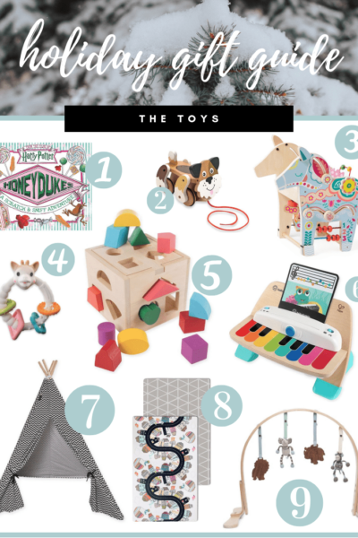 Holiday Gift Guide: The Toys