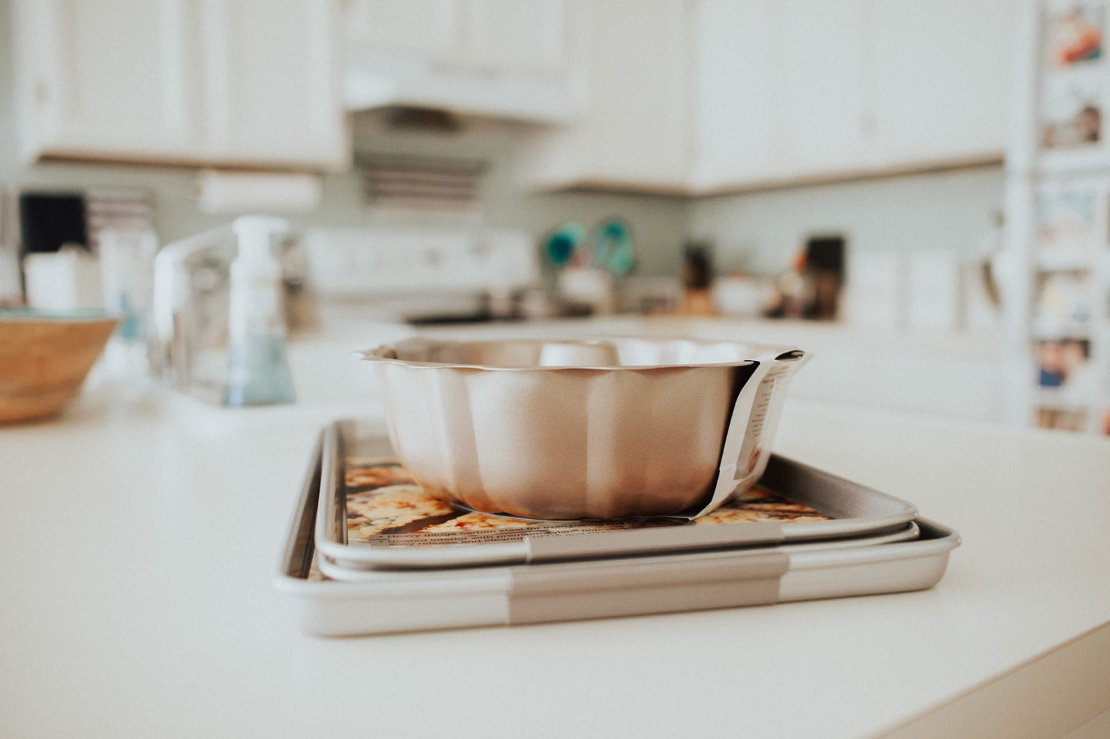 Pan and trays