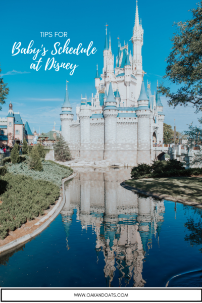 Tips for Baby's Schedule at Disney