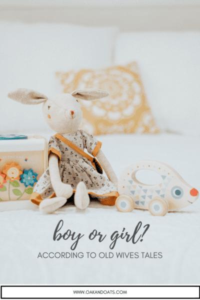 Boy or Girl? Round 2