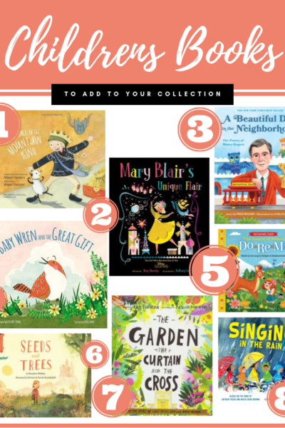 Books to add to Your Nursery Collection