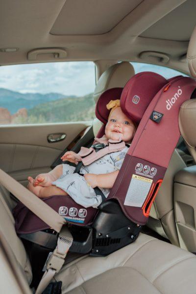 New Car Seat, Who Dis?