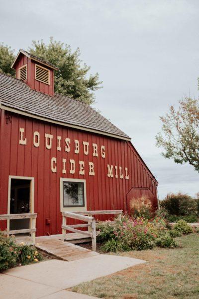 Louisburg Cider Mill in Louisburg, KS
