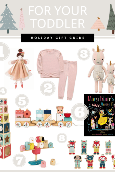 Gift Guide for your toddler