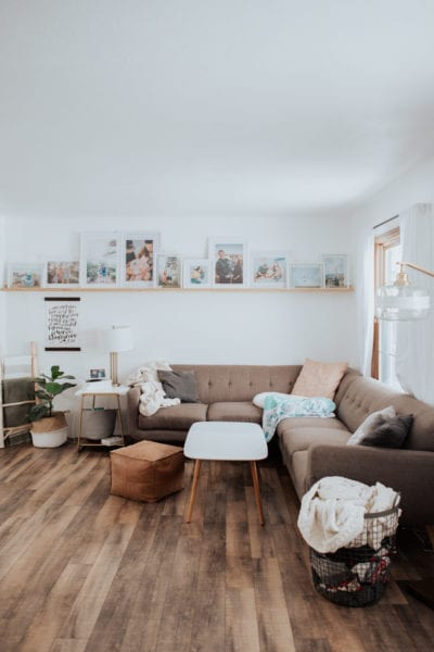 Creating a Statement Photo Wall